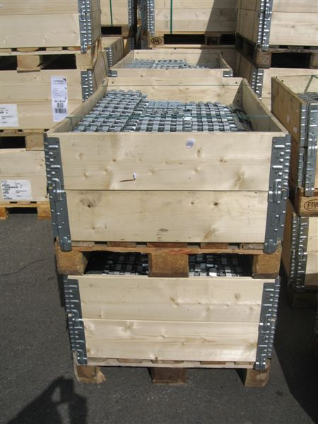 Pallet Collars Pallet Boxes Shipping Crates Wooden